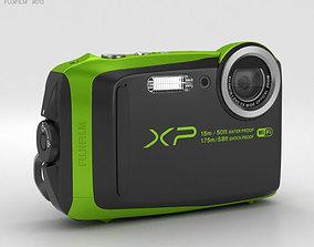 3D model Fujifilm FinePix XP90 Lime