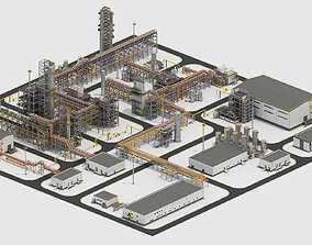 3D Factory Kitbash 01