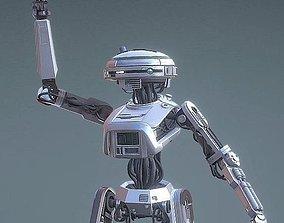 3D print model L3-37 INSPIRITED DROID ROBOT FIGURE