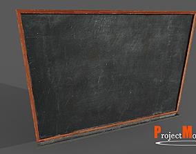 Blackboard V001 3D model conference