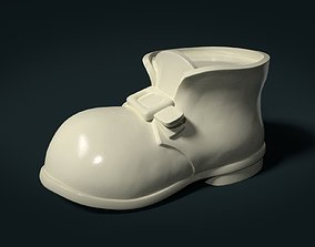 3D printable model Shoe Boot