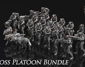 Infantry- Koloss Platoon 3D printable model