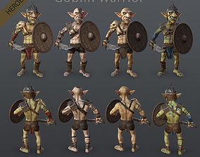 Heroes - Goblin Warrior 3D model