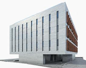 Office Building 05 3D model