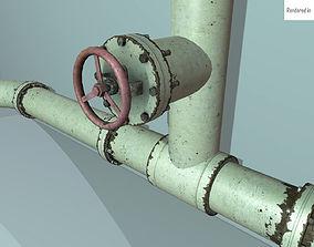 Pipe Set Pro 3D model