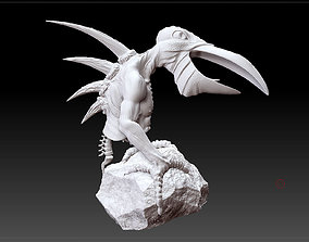 3D print model Zeyun creature STL