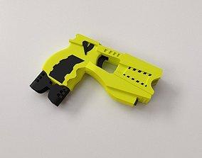 3D model Taser Gun