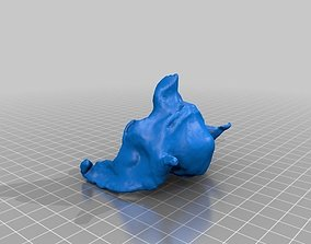 Goblin Head 3D printable model