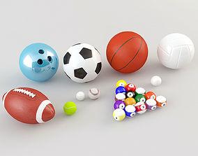 Balls Pack 3D