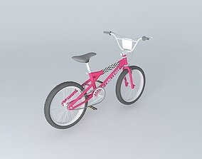 3D model Boy bike