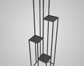 Shelf 3D asset
