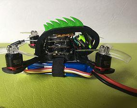 3D print model Emax Babyhawk R Canopy