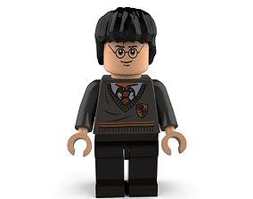 HarryPotterUniform 3D