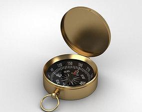 Compass direction 3D