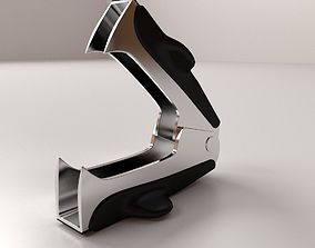 Staple Remover 3D model