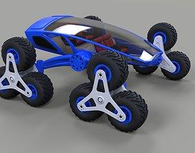 Rover II 3D