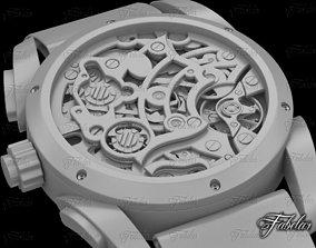 Watch 25 no textures 3D model