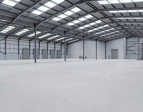 3D model Warehouse Interior 12