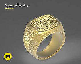 Tantra sealing ring 3D printable model