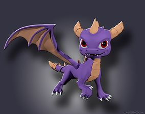 Skylanders Academy Spyro spyro 3D print model