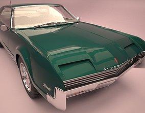 Oldsmobile Toronado 1966 3D