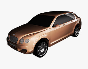 Free Bentley SUV 4x4 Concept 2007 3D