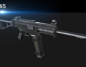 3D model UMP45