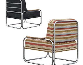 3D Viennese modern chair