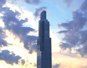 Skyscraper-Free Model