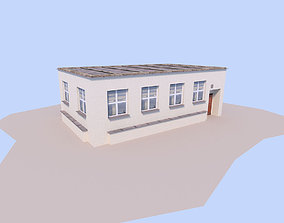 3D model game-ready House