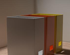 3D printable model Book Holder