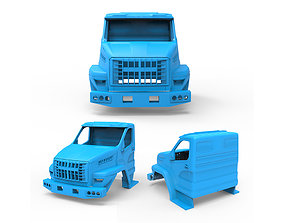 Ural Next Truck Cabin 3D print model