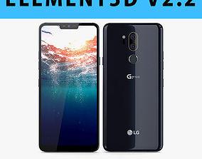 E3D - LG G7 Black model