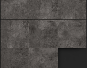 Yurtbay Seramik Ares Black 600x600 3D