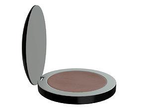 round powder 3D