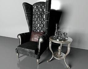 3d CHAIR armchair seating
