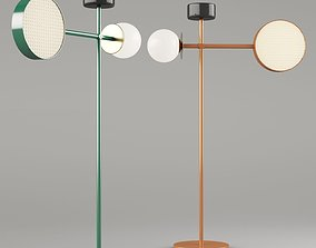 3D Floor Lamp Monaco company Mambo Unlimited Ideas