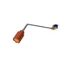 3D model Heating Torche