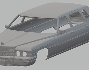 Fleetwood 1975 Printable Body Car