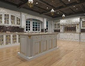 room kitchen 3D