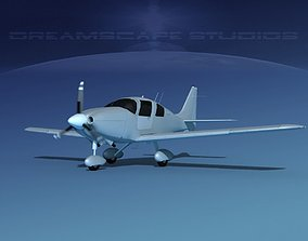 Cessna 400 TTx Bare Metal 3D model