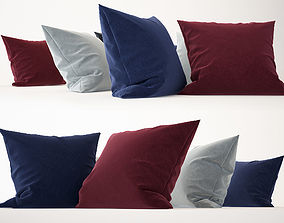 3D Pillow Collection 01