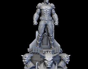 3D print model Fan Art - Arkham Knight - Batman Beyond
