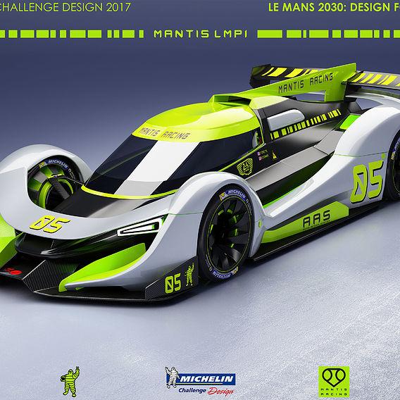 Mantis LMP1 Concept