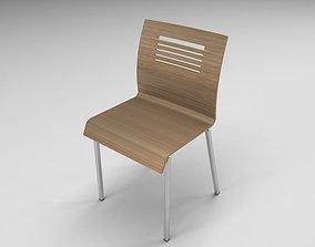 Friulsedie Maxima chair 3D model