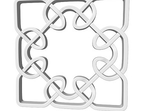 Celtic Knot 4 3D