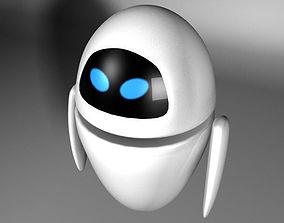 Robot eve 3D model