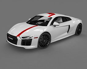 high Audi R8 Coupe 2018 Model