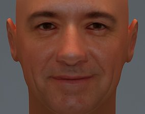 Kevin Spacey 3D