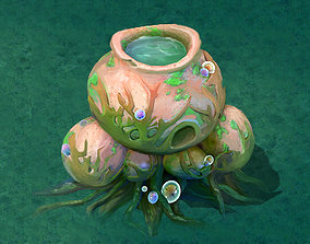 3D Cartoon version - petrol spores 03